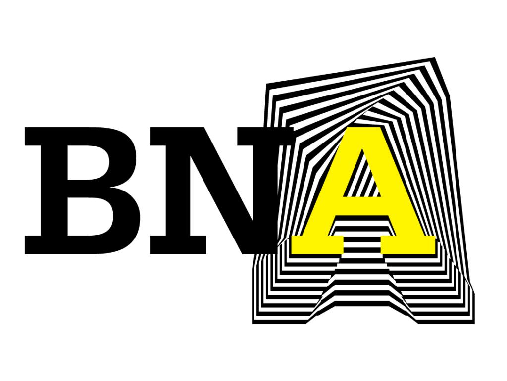 Logo BNA - branchevereniging Nederlandse architectenbureau's
