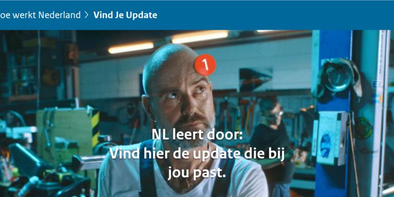 NL leert door_vind je update